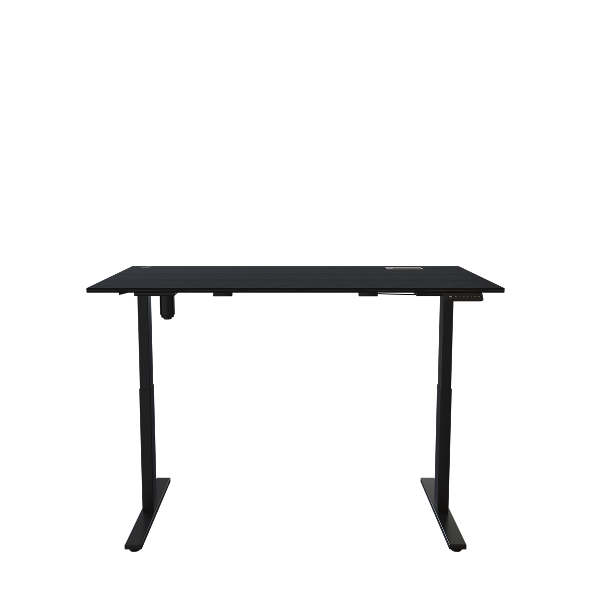 Стіл E-DESK EGGER - Graphite Wood